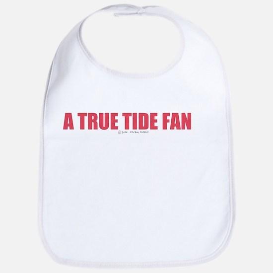A True Tide Fan Bib