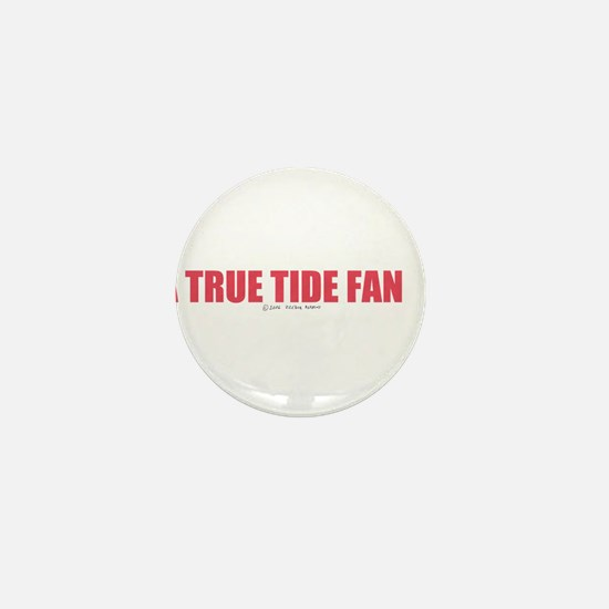 A True Tide Fan Mini Button