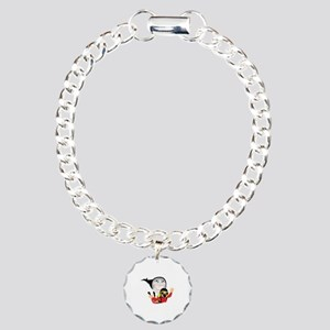 Diving Charm Bracelet, One Charm