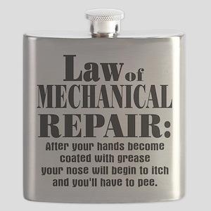 Law of Mechanical Repair: Flask