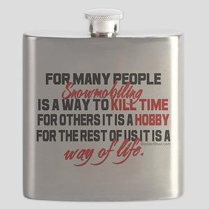 Way of Life Flask