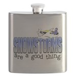 Snowstorms - Good Thing Flask