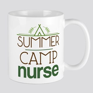 Camp Nurse Gift Idea Mugs