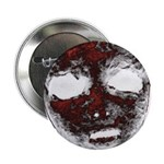 Down With Pumpkins alien button (10 pack)