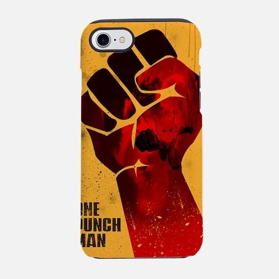 Saitama's Glove iPhone 7 Tough Case