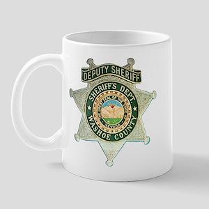 Washoe County Sheriff Mug