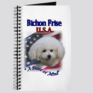 Bichon Frise Gifts Journal