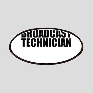 Trust Me, I'm A Broadcast Technician Patch