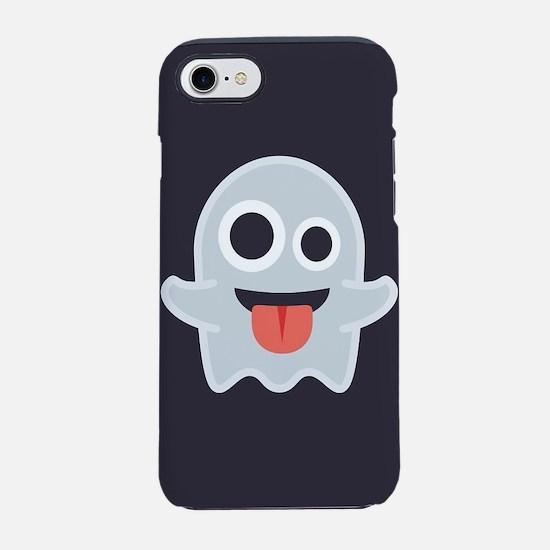 Ghost Emoji iPhone 7 Tough Case
