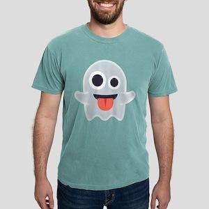 Ghost Emoji Mens Comfort Colors Shirt