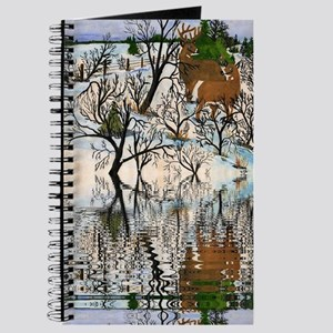 Farm Deer Reflection Journal