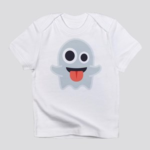 Ghost Emoji Infant T-Shirt