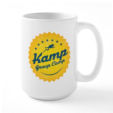 KGC Logo Large Mug