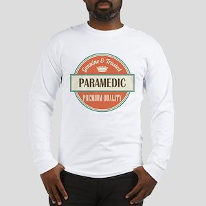 Paramedic Gift Idea Long Sleeve T-Shirt