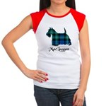 Terrier-MacLaggan Junior's Cap Sleeve T-Shirt