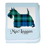 Terrier-MacLaggan baby blanket