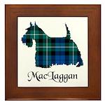 Terrier-MacLaggan Framed Tile