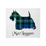 Terrier-MacLaggan Throw Blanket