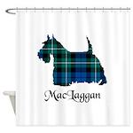 Terrier-MacLaggan Shower Curtain