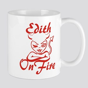 Edith On Fire Mug
