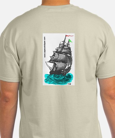 FIDDLER CRABS Ash Grey T-Shirt