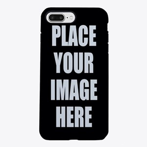 Personalize image or photo iPhone 7 Plus Tough Cas