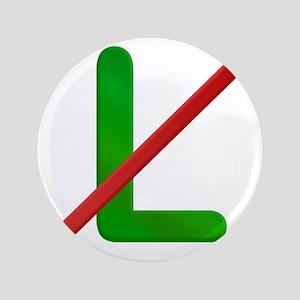 """No L Noel 3.5"""" Button"""