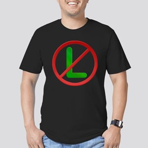 No L Noel Men's Fitted T-Shirt (dark)