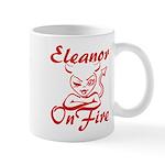 Eleanor On Fire Mug
