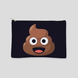 Poop Emoji Makeup Pouch