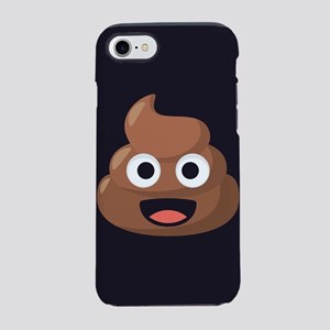 Poop Emoji iPhone 7 Tough Case