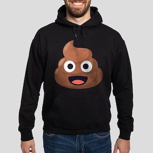 Poop Emoji Hoodie (dark)