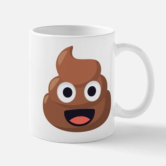 Poop Emoji Mug