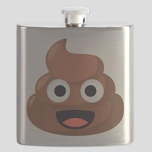 Poop Emoji Flask