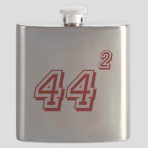 Obama 44 Flask