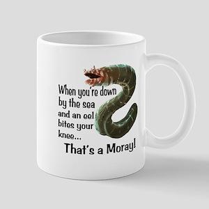 A Moray Mug