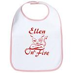 Ellen On Fire Bib