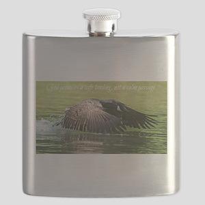 Canada Goose Safe Landing Flask
