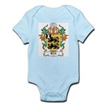 Rock Coat of Arms Infant Creeper