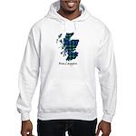 Map-MacLaggan Hooded Sweatshirt