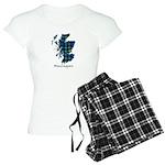 Map-MacLaggan Women's Light Pajamas