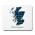 Map-MacLaggan Mousepad