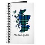 Map-MacLaggan Journal