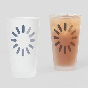 Wait Drinking Glass