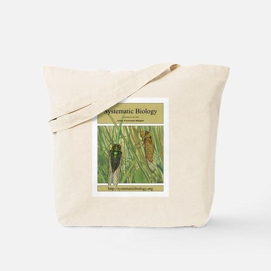 SB 60-4 cicadas.png Tote Bag