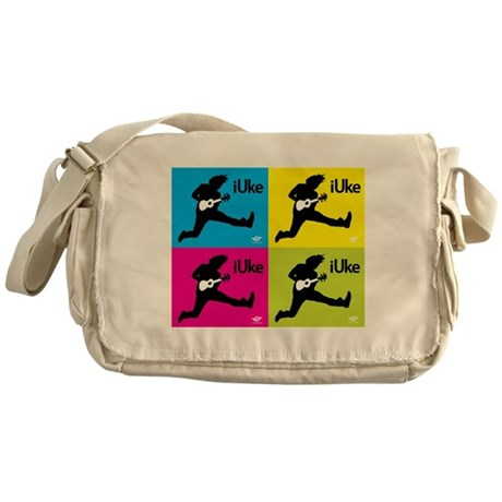 iUke x4 Messenger Bag