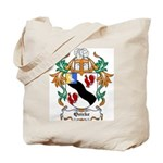Quicke Coat of Arms Tote Bag