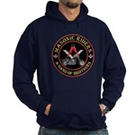Masonic Bikers Hoodie (dark)