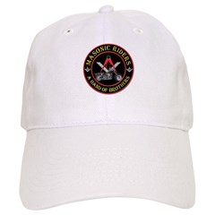 Masonic Bikers Baseball Cap