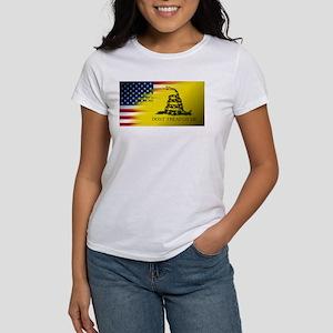 American and Gadsden Flag T-Shirt